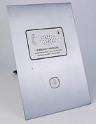 Línea telefónica para comunicar telefónicamente la cabina del ascensor con la empresa mantenedora
