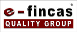 Logotipo e-Fincas Quality Group