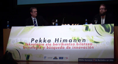 Imagen de la conferencia