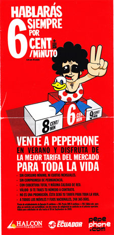 Ahorro con PepePhone