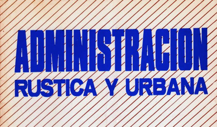 030 revista administraci n r stica y urbana elementos - Colegio administradores barcelona ...