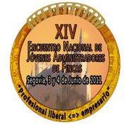 XIV Encuentro de Jóvenes Administradores en Segovia 2011